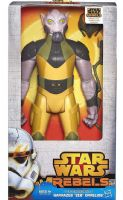 "Star Wars Rebels: Garazeb 'Zeb' Orrelios - 12"" Titan Heroes Action Figure"